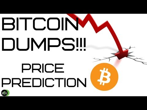 Bitcoin Price Dumps!!!! | Where Is Price Headed?