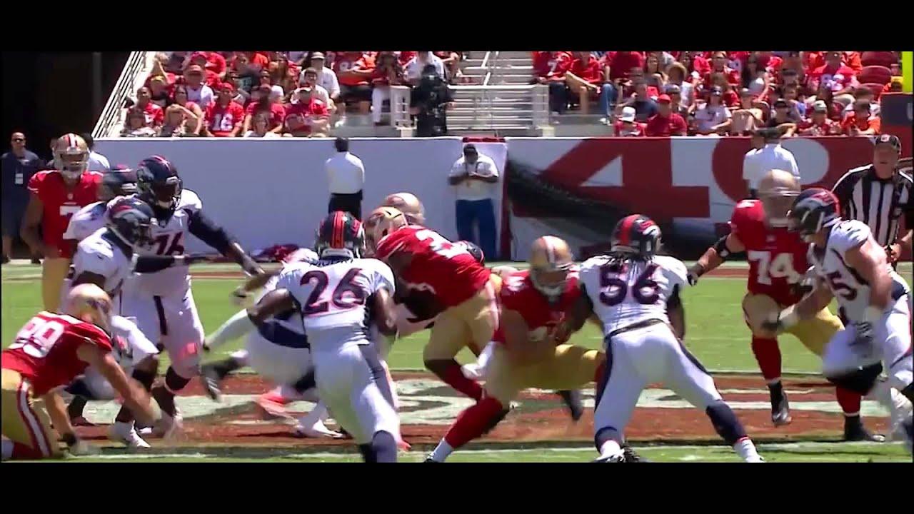 Carlos Hyde | 2014 Preseason Highlights | San Francisco 49ers