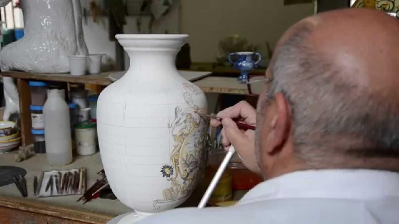 Lavorazione Della Ceramica.Ceramiche Torretti Lavorazione Della Ceramica