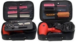 видео чемодан парикмахера