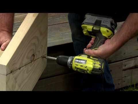 How To Build Outdoor Steps - D.I.Y. At Bunnings