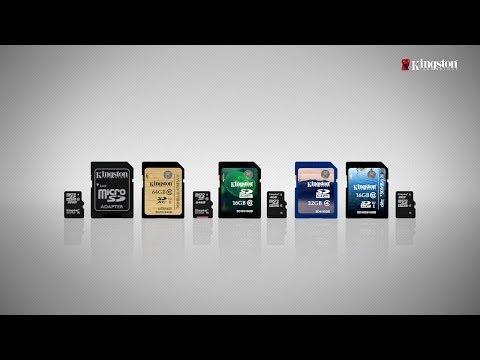 Какая карта памяти подойдёт именно Вам – выберите нужную SD