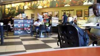 № 534  США Кофейня в книжном магазине Орландо Флориде