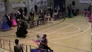 2013 TLC Nicris Dance - Over 16 Standard - Final - Quickstep