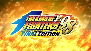DESCARGAR THE KING OF FIGHTERS 98 ULTIMATE MATCH FINAL EDITION PARA PC