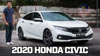 2020 Honda Civic Facelift 1.5L VTEC Turbo : 每個男人心中都有一輛 Civic
