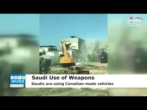 Ottawa calls for probe into apparent Saudi use of Canadian-made armored vehicles against citizens