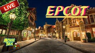 🔴 LIVE: Epcot At Night |  Harmonious Fireworks