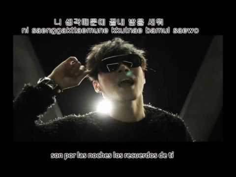 Wheesung - insomnia [sub español + romanizacion + hangul]
