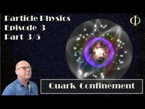 IB Physics - Particle Physics - Ep 03C: Quark confinement