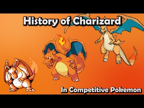 Did Charizard ACTUALLY Suck? - History of Charizard in Competitive Pokemon (Gen 1-6)