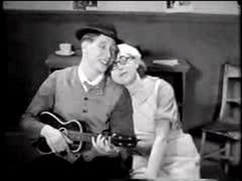 George Formby Sings Baby Youtube