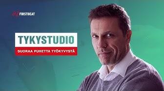 Firstbeat Tykystudio - Vieraana Jari Sarasvuo