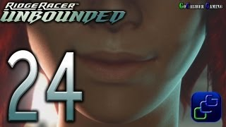 Ridge Racer Unbounded Walkthrough - Part 24 - Shatter Bay - Ghost Bay Event 7-8 Final Race