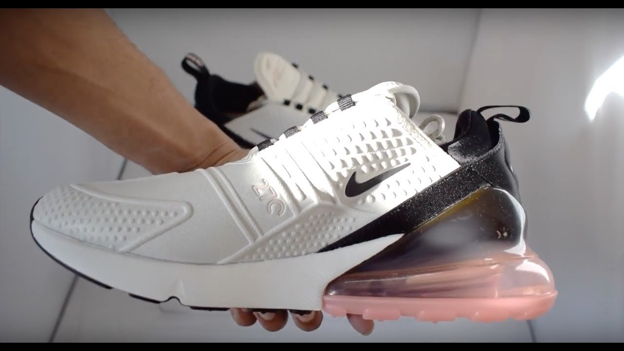 Nike Air Max 270 Light Bone Pink