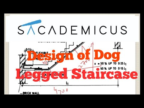 Design Of Dog Legged Staircase Problems Tagged Videos On Videoholder