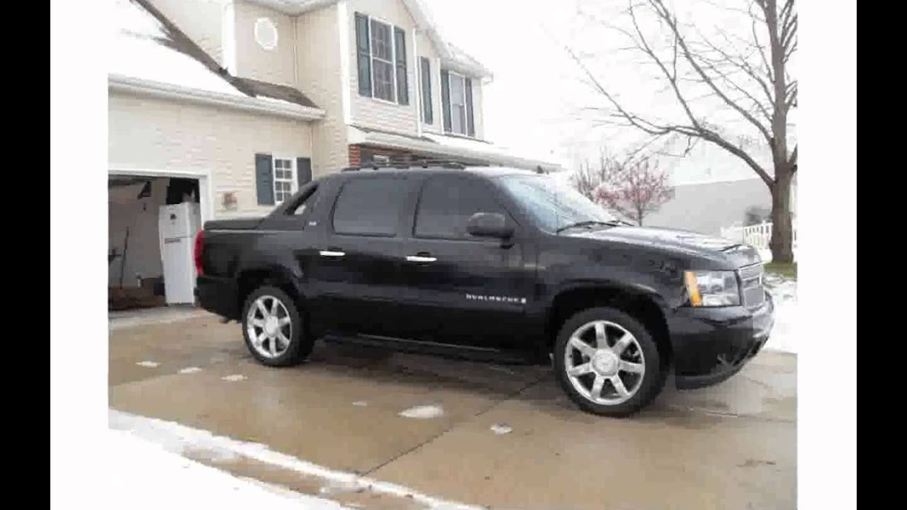 Avalanche 2007 chevrolet avalanche owners manual : 2008 Chevy Avalanche [erheriada] - YouTube