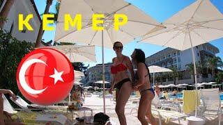 1 Отдых в Турции Отель DoubleTree by Hilton Antalya Kemer Ultra all inclusive 2019