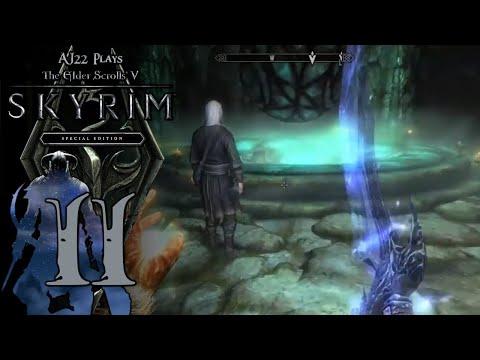 AJ Plays: Skyrim Special Edition - Under Saarthal | Episode Eleven