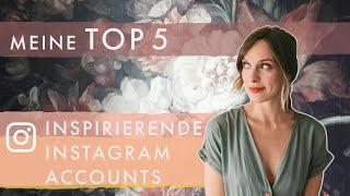 Meine Top 5 Instagram-Accounts | Einrichtungsinspiration | Interior Design Accounts