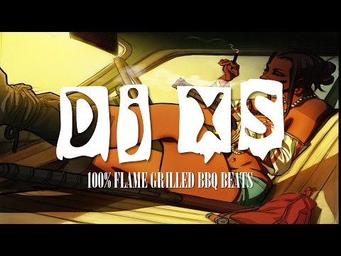 Dj XS Funk Mix - 100% Flame Grilled Funky Hip Hop, Reggae &