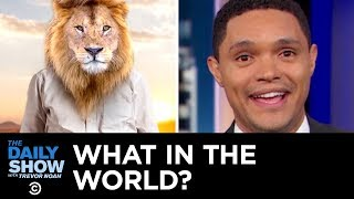 Download lagu What in the World? | The Daily Show
