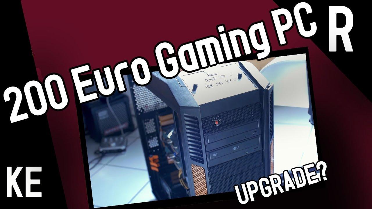 200 euro gaming pc