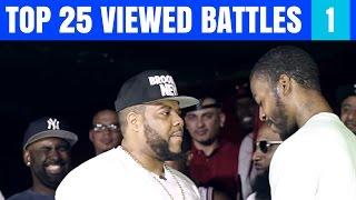 Video Top 25 Highest Viewed Rap Battles of All Time - Part 1 download MP3, 3GP, MP4, WEBM, AVI, FLV Agustus 2018