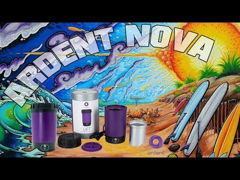 Ardent Nova Lift Decarboxylator | Infusion Sleeve | Oil Infuser Insert | NZ  Stock