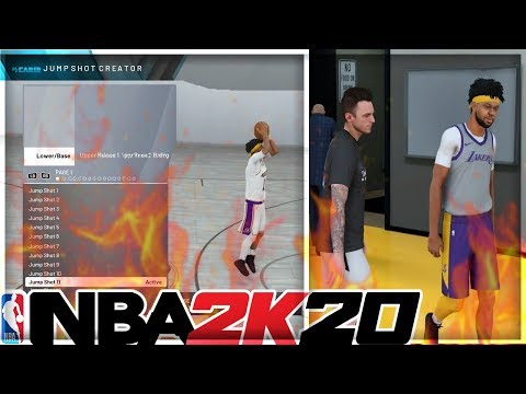 How & When You Get The Jump Shot Creator From Chris Brickley