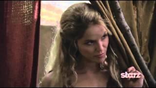 Скачать Ellen Hollman As SAXA On Spartacus War Of The Damned