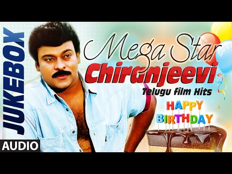 Mega Star Chiranjeevi Birtay Special Songs  Chiranjeevi Jukebox  T-Series Telugu