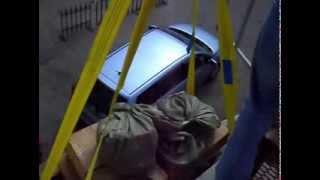 консольный кран(консольный кран г/п 0,5т для подъема грузов на второй этаж. лебедка 1т, 6м, 380в., 2013-09-19T01:58:40.000Z)