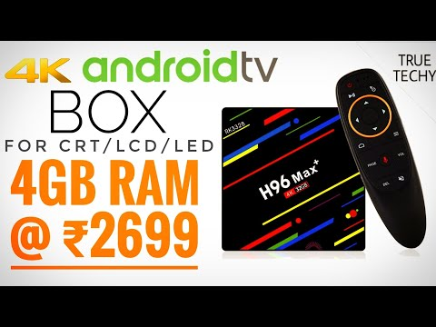4K Android Tv Box 4GB Ram 32GB Rom,Under ₹3000, Android TV Box Review,Gaming Box,Best Android Tv Box