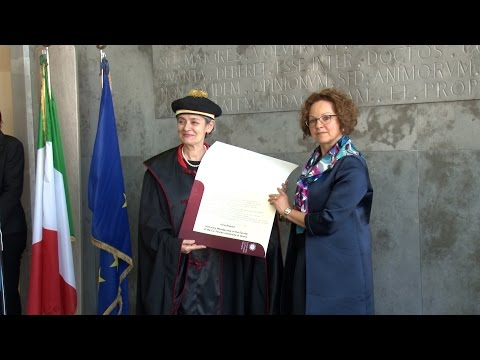 Honorary Fellowship Irina Bokova
