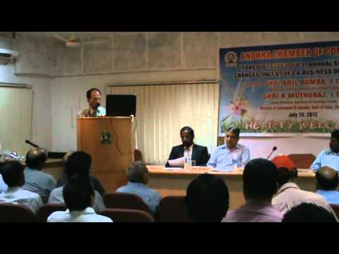 Interactive Session on Foreign Trade Policy 2012 Part 4.MPG