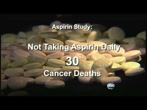 An Aspirin a Day May Cut Risk of Death from Cancer