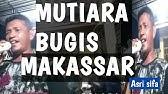 Mutiara Bugis Makassar - Cover