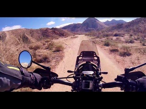 Rides in Mojave Desert & Death Valley
