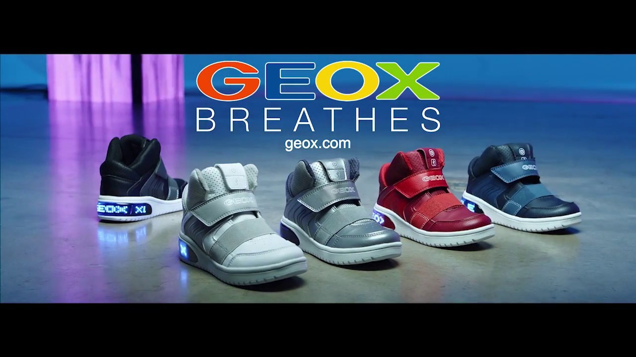 you tube chaussures geox xled application