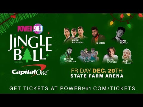 Jingle Ball - Watch, Listen and Win with Atlanta's CW