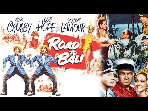 Road To Bali (1952) | Fantasy Comedy Movie | Bing Crosby, Bob Hope