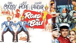 Road To Bali Full Movie | Fantasy Comedy Movie |  Bing Crosby, Bob Hope | Eng Subs