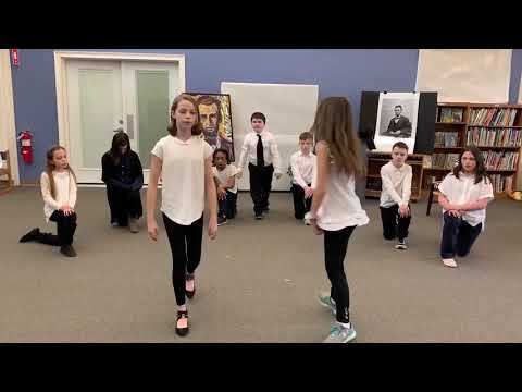 Ford's Theatre | Lincoln Online Oratory Project 2019 | James Morris School, CT