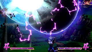 Can anything beat Baby's Spirit Bomb? (No, because it's too awesome)