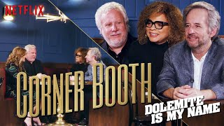 Ruth E. Carter and Dolemite Is My Name Screenwriters in the Corner Booth | Netflix