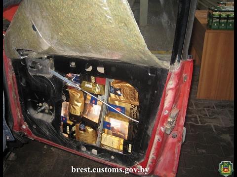 Житель Івано-Франківщини намагався перевезти через кордон понад 1300 кг кави
