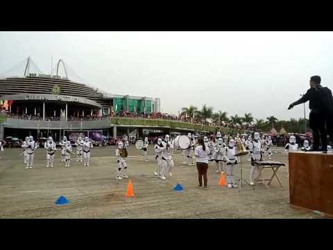 Davao Blue Eagle Marching Band - STAR WARS 🎶 (Tagum Musikahan Festival Mar 5-6, 2017)