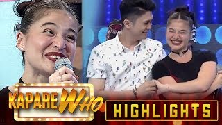 Anne and Vhong dance to &quotAng Huling El Bimbo&quot It&#39s Showtime KapareWho