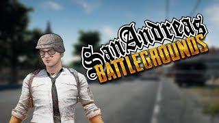 Battlegrounds в MTA || ПУБГ В МТА?